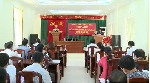 Hưng Yên triển khai nhiệm vụ văn hóa, thể thao và du lịch 6 tháng cuối năm