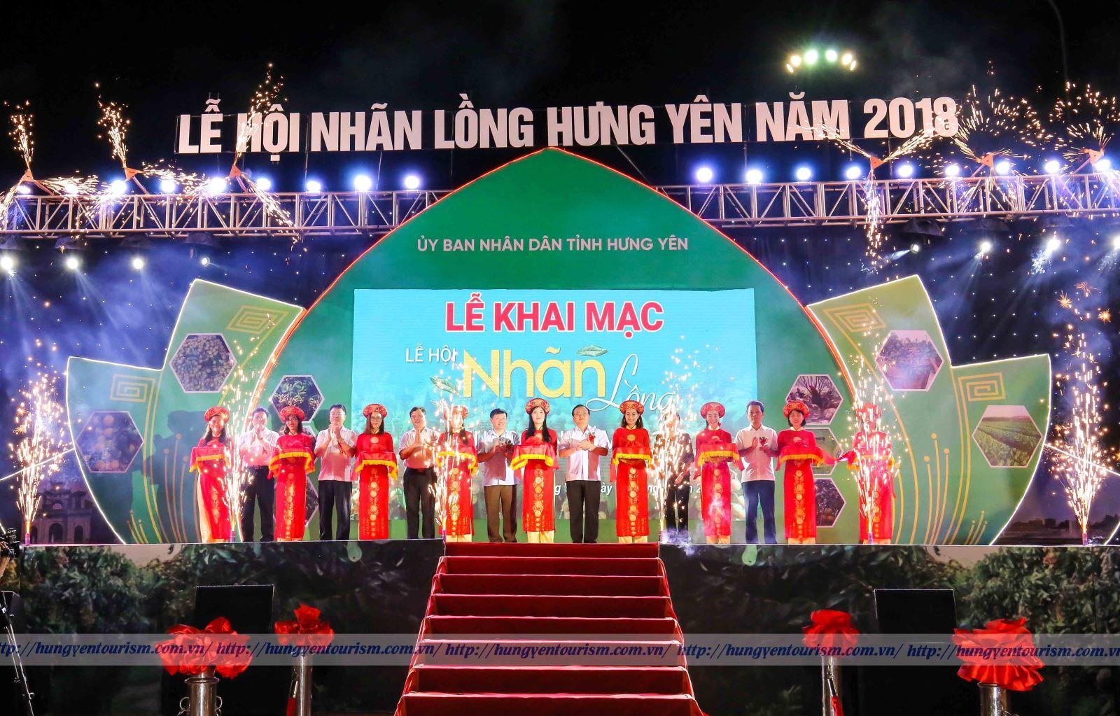 Hưng Yên: Khai mạc Hội chợ  Xuân Kỷ Hợi năm 2019