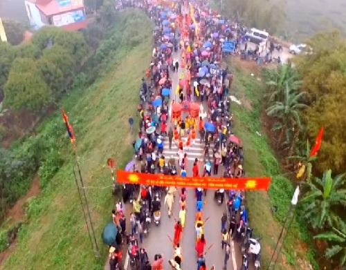 Hưng Yên có 515 lễ hội