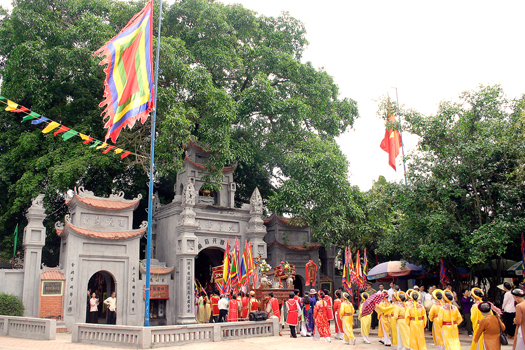 Lễ hội đền Mẫu