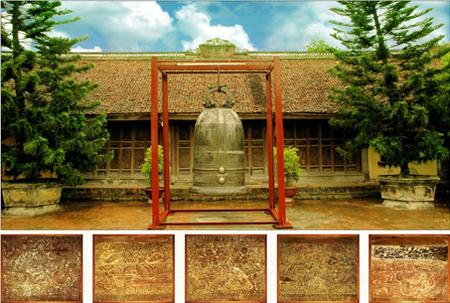 Chùa Thái Lạc được xếp hạng di tích Quốc gia đặc biệt