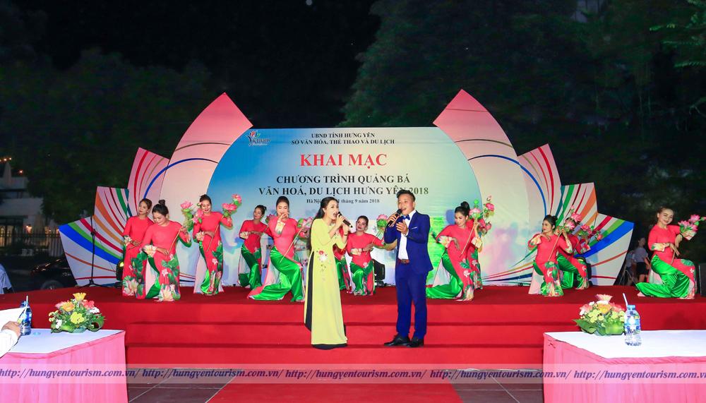Trải nghiệm văn hoá, du lịch Hưng Yên tại Hà Nội