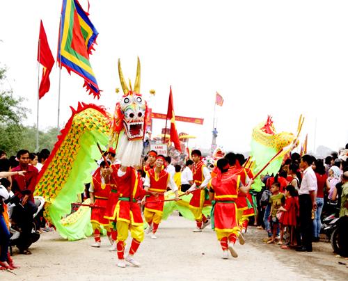 Lễ hội Chử Đồng Tử – Tiên Dung