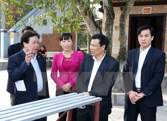 Phát động cuộc thi Thiết kế sản phẩm lưu niệm, quà tặng Du lịch tỉnh Hưng Yên năm 2020