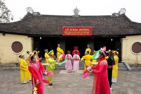 Lễ hội tôn vinh Đại danh y Hải thượng Lãn Ông Lê Hữu Trác